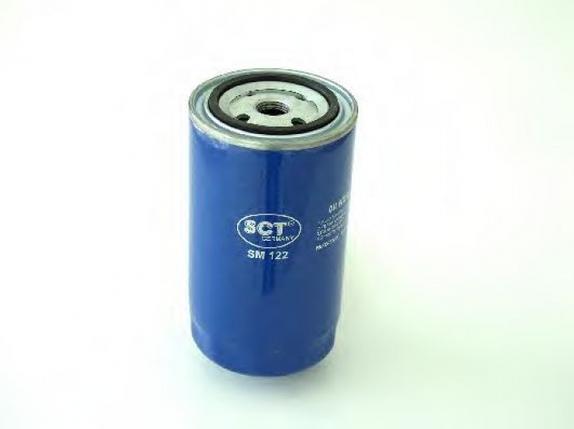 Фильтр масляный SCT SM 122, фото 2