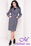 "Весеннее шерстяное пальто (р. S, M, L) арт. ""Габриэлла 4546"" - 21583"