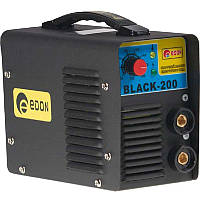 Инверторный сварочный аппарат Edon 200 Black Mini