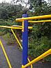 Вуличний тренажер Бруси RM-10., фото 3