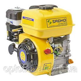 Двигатель Sadko GE-200 PRO (6,5 л.с., с фильтром в масляной ванне)
