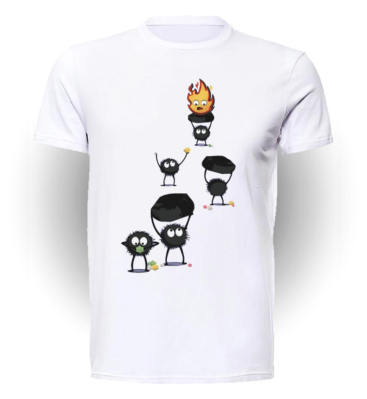 Футболка GeekLand Унесенные Призраками Spirited Away Susuwataris&Flame art SA.01.021