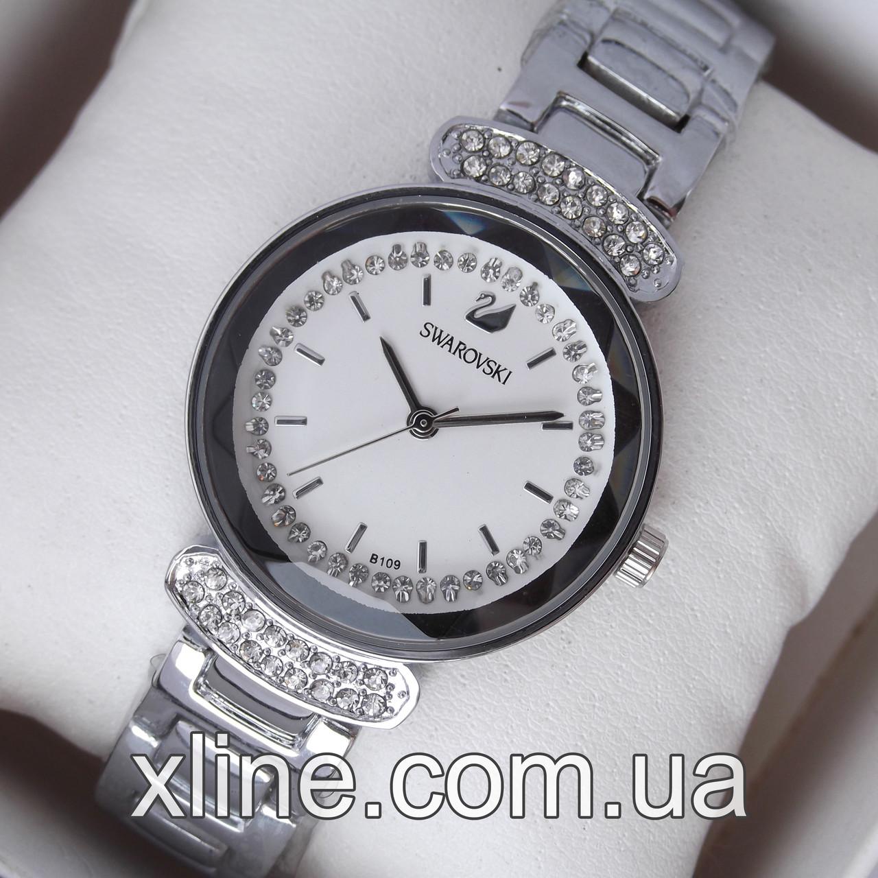 1a19ebc2 Женские наручные часы Swarovski B109 на металлическом браслете - XLINE в  Харькове