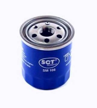 Фильтр масляный SCT SM 106, фото 2