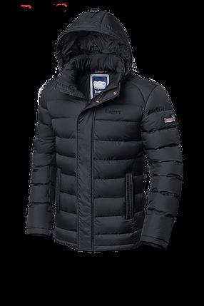 Мужская зимняя графитовая куртка Braggart (р. 46-56) арт. 4712, фото 2