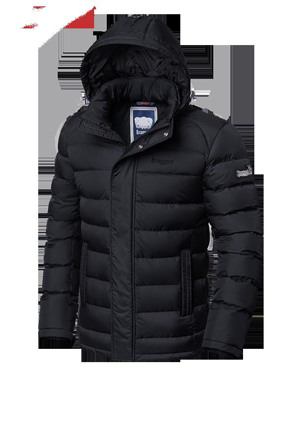 Мужская зимняя куртка Braggart (р. 46-56) арт. 4712