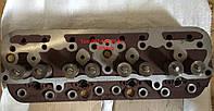 ГБЦ / Головка блока цилиндров Д-65(ЮМЗ) в сборе с клапанами (ремонтная)