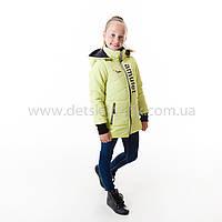 """Детская  куртка-жилет демисезонная """"Амулет"""" для девочки 32,34, фото 1"""