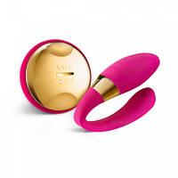 Lelo Tiani 24K Gold Hot Cerise