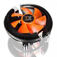 Кулер процессорный Xigmatek Apache IV N (EN9184), Intel: 1155/1156/775, AMD: AM2/AM3/AM4, 92x92x25 мм, 4-pin