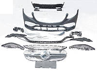 Тюнинг обвес GLC 63 AMG на Mercedes GLC X253