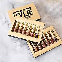 Набор блесков 6 шт Kylie цена только для сп