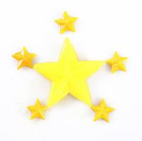 Звезда Орбиз, растет в воде Orbeez гидрогель гідрогель фигура фігура Орбіз