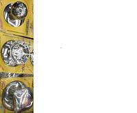 Ручки универсальные для стеклянных крышек 3 шт. FRU-002B