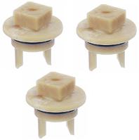Втулка шнека Bosch, № 495, 418076, 020470, BS002 (муфта) с отверстием 3 шт