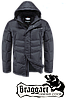 Красивая мужская зимняя куртка Braggart арт. 1998