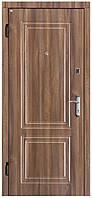 Входные двери металические DELTA (Два замка)