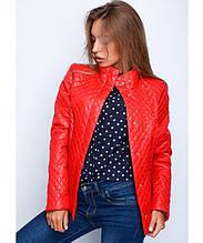Куртка демисезонная женская № 31 (р. 40-46), 5 цветов