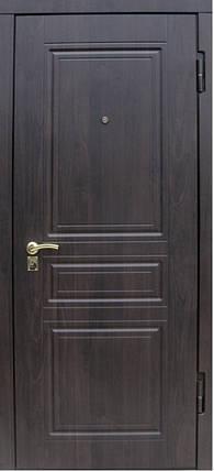 Входные двери Standart уличный ВИНАРИТ 2 контура утепления, фото 2