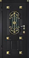 Входные двери серия MODERN (Винорит) с ковкой