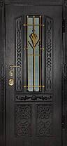 Входные двери серия MODERN (Винорит) с ковкой , фото 3