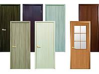 Двери межкомнатные Новый стиль Дверное полотно Колори (глухое) размер 300,400,500,600,700,800,900мм