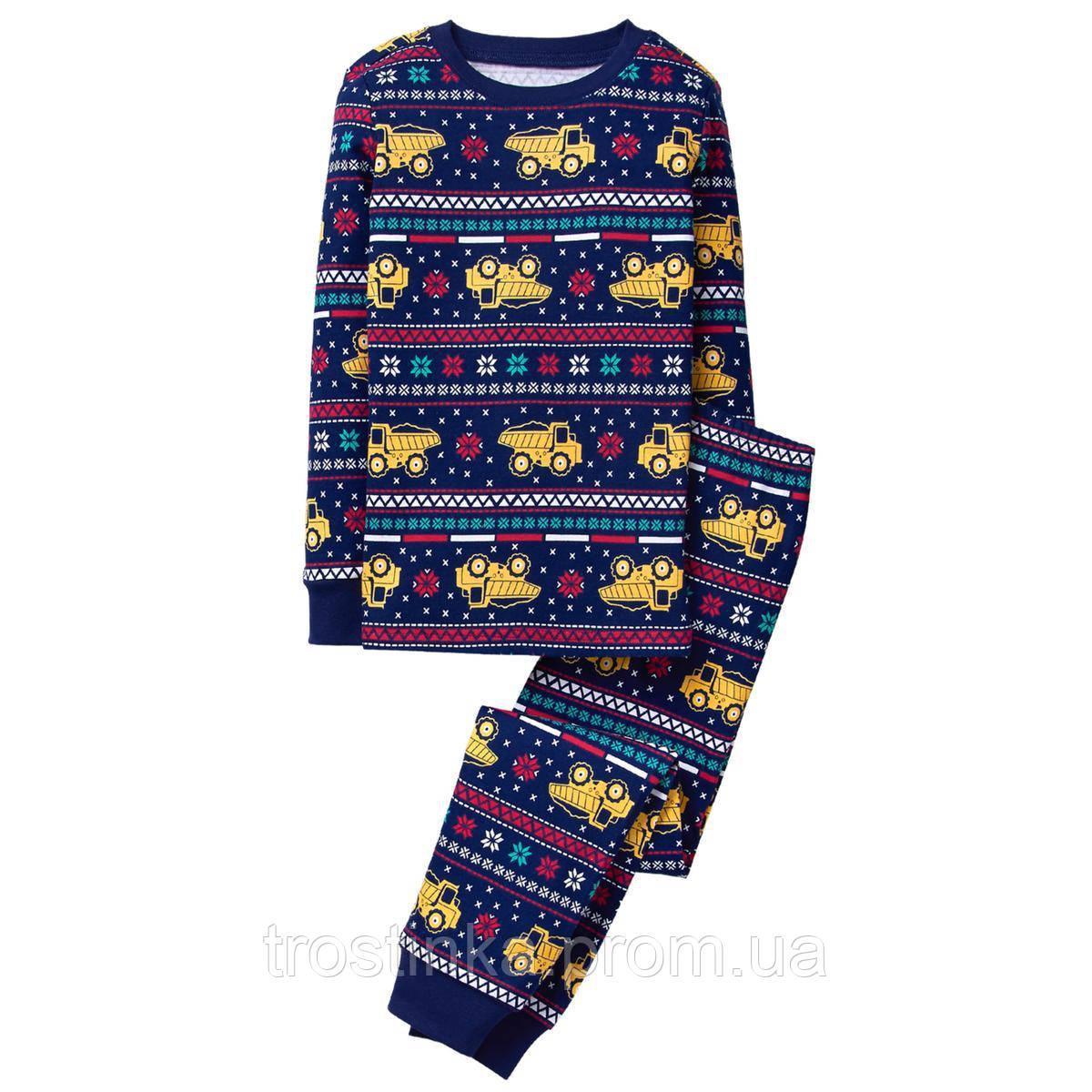b6cbeb9746d1 Пижама для мальчика 2в1 Gymboree