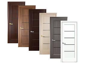 Двери межкомнатные Новый стиль Дверное полотно Мира BLK