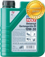 Минеральное моторное масло для газонокосилок Liqui Moly Universal 4-Takt Gartengerate-Oil 10W-30 1л