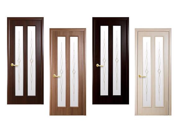 Двери межкомнатные Новый стиль Дверное полотно Стелла Р1, фото 2