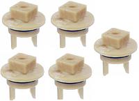 Втулка шнека Bosch, № 495, 418076, 020470, BS002 (муфта) с отверстием 5 шт