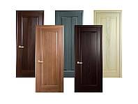 Двери межкомнатные Новый стиль Дверное полотно Премьера гравировка
