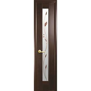 Двери межкомнатные Новый стиль Дверное полотно Рада глухое Р1 Р2 (400мм), фото 2