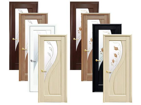 Двери межкомнатные Новый стиль Дверное полотно Прима Р1 Р2, фото 2