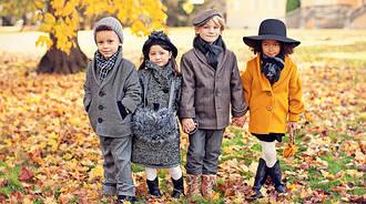 Верхняя демисезонная одежда для детей, подростков