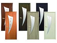 Двери межкомнатные Новый стиль Дверное полотно Парус с рисунком