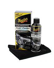 Полимерная быстрая защита для кузова - Meguiar's Ultimate Fast Finish 241 г. (G18309)