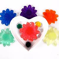 Цветок Орбиз, растет в воде Orbeez гидрогель гідрогель фигура фігура Орбіз