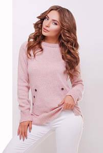 В'язаний рожевий светр/реглан Daisy (S-L)