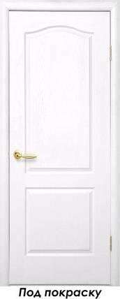 Двери межкомнатные Новый стиль Дверное полотно Классик симпл, фото 2