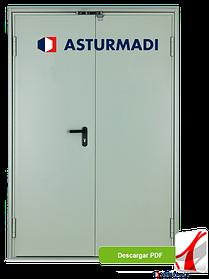 Противопожарные двериAsturmabi Firestop EI 2 60 C5 / EI 2 90 C5 Лучшее решение для областей с высоким трафиком