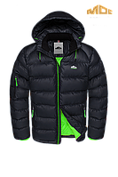 Мужская зимняя спортивная куртка Moc арт. 0131