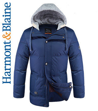 Куртки современные молодежные Harmont&Blaine с 34-8076