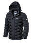 Мужская стильная зимняя куртка Braggart (р. 46-56) арт. 4382