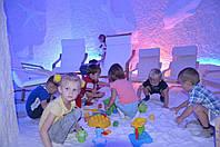 Галотерапия для детей. Строительство соляных комнат в  детских учреждениях ( в садах , школах, санаториях)