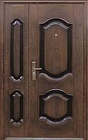 Двери входные Двери оптом Тр-с 61 левая стандарт 1200*2050 бархатный лак