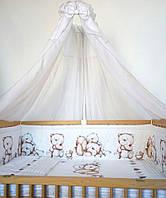 """Постельный комплект  в детскую кроватку """"Бим-бом"""", фото 1"""