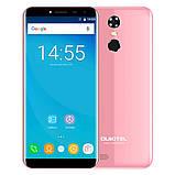 """Смартфон Oukitel C8 розовый  (""""5.5 ;ПАМЯТИ 2/16; емкость акб 3000mAh) черный, фото 2"""