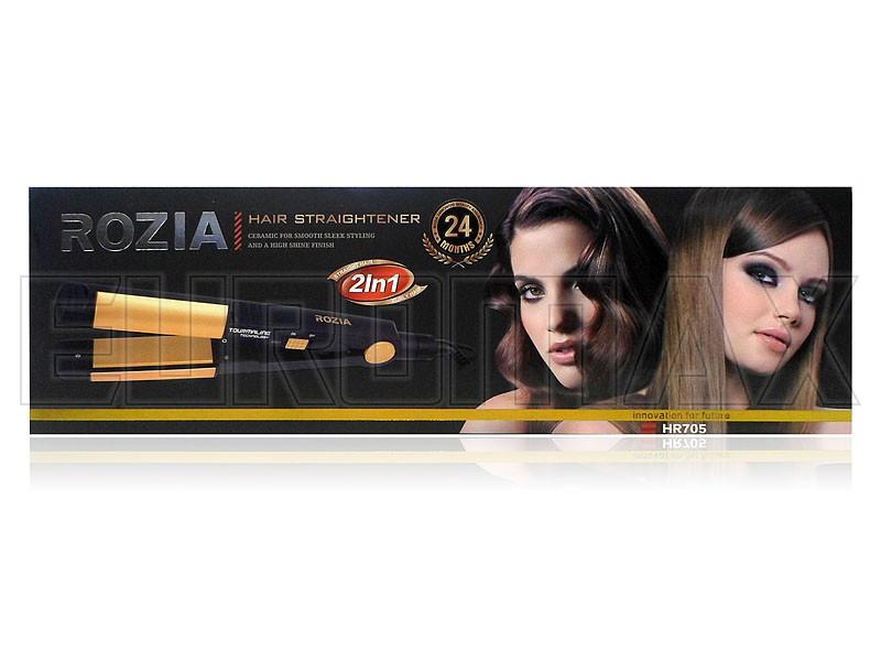 Утюжок Rozia HR705