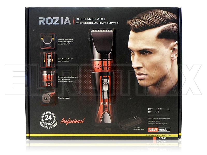 Машинка для стрижки волос Rozia HQ2205